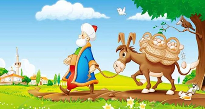 Nasreddin Goes Shopping
